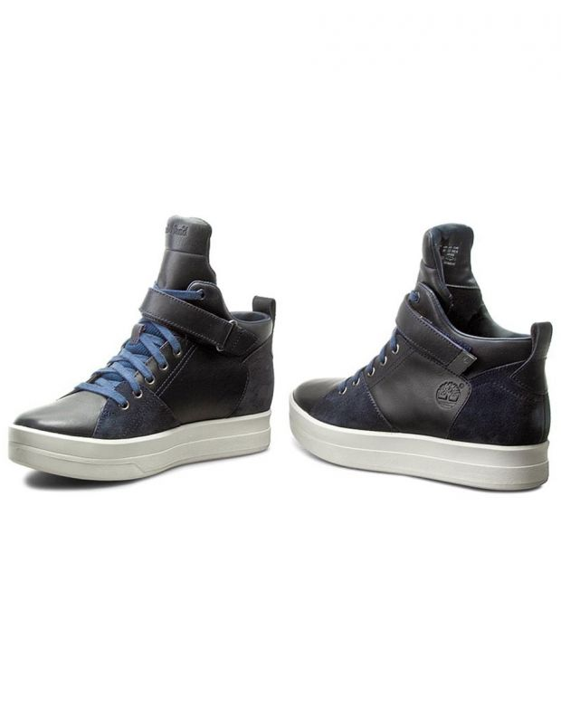 TIMBERLAND Mayliss High Top Navy - A18RS - 4