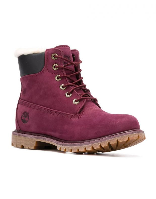 TIMBERLAND 6-inch Premium Boots Bordo - A1TZ8 - 3