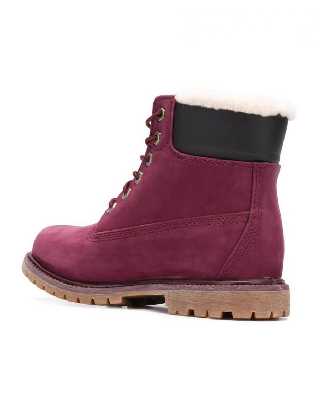 TIMBERLAND 6-inch Premium Boots Bordo - A1TZ8 - 4