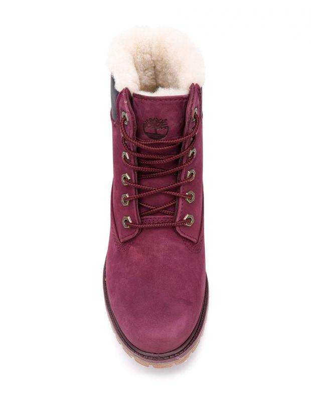 TIMBERLAND 6-inch Premium Boots Bordo - A1TZ8 - 5