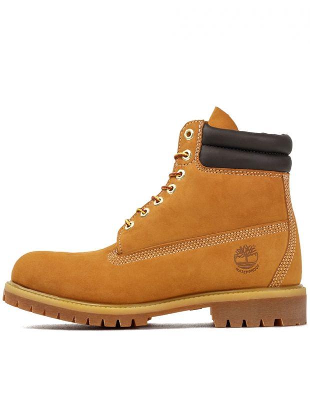 TIMBERLAND Premium 6-inch Waterproof Boots Brown - 73540 - 1