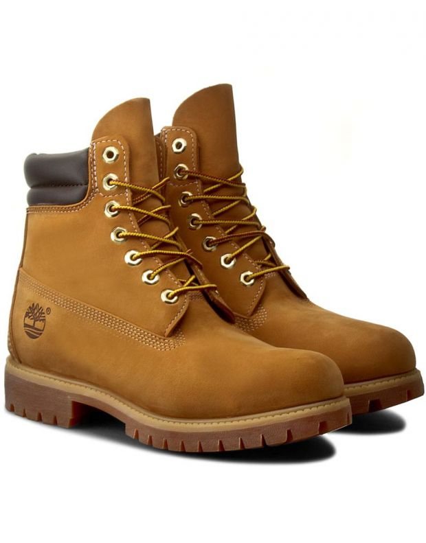 TIMBERLAND Premium 6-inch Waterproof Boots Brown - 73540 - 3