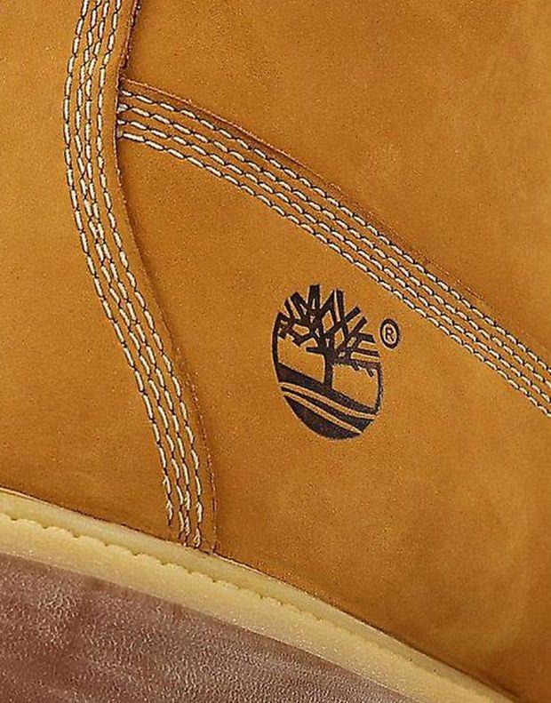 TIMBERLAND Premium 6-inch Waterproof Boots Brown - 73540 - 5