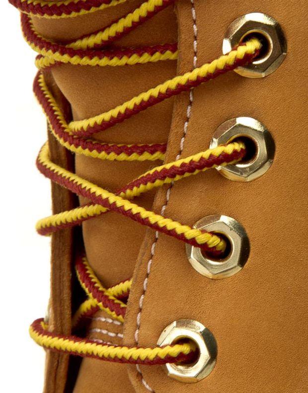 TIMBERLAND Premium 6-inch Waterproof Boots Brown - 73540 - 7