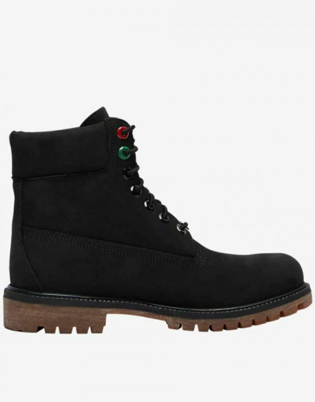 TIMBERLAND Premium 6-inch Waterproof Boots Black - A2A5K - 2