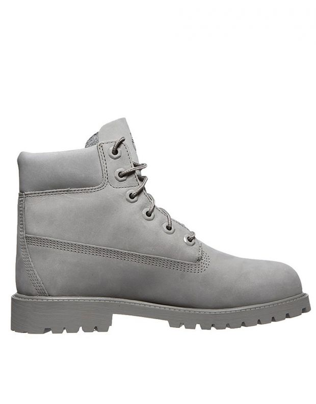 TIMBERLAND Premium 6-inch Waterproof Boots Grey - A172F - 2