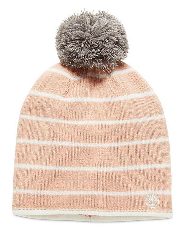 TIMBERLAND Reverse Pom Hat Pink - A1EKL-130 - 2