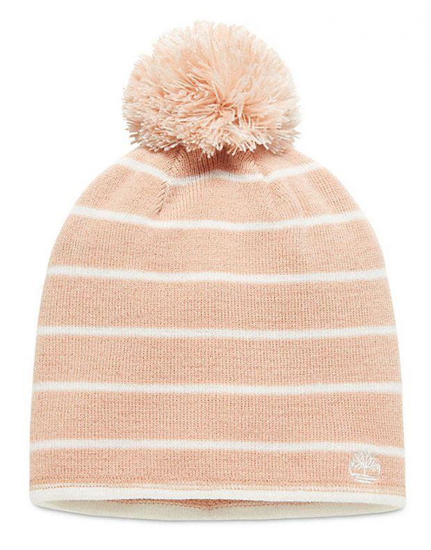 TIMBERLAND Reverse Pom Hat Pink - A1EKL-130 - 3