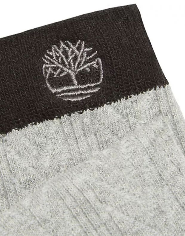 TIMBERLAND Two Pair Pack Of Crew Socks - 2