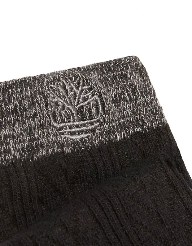 TIMBERLAND Two Pair Pack Of Crew Socks - 3