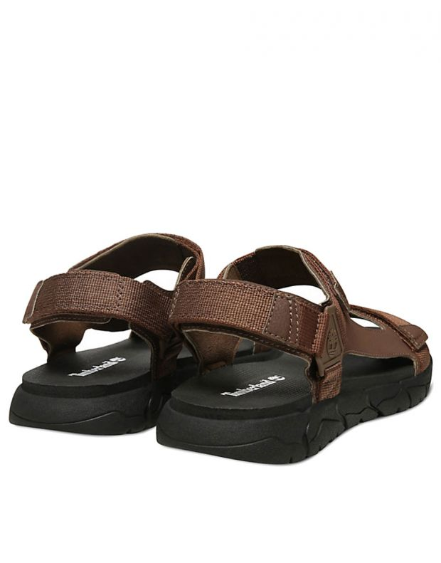 TIMBERLAND Windham Trail Sandals Brown - TBOA1VVYD711 - 4