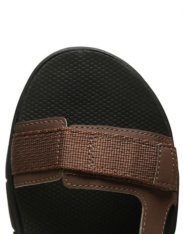 TIMBERLAND Windham Trail Sandals Brown - TBOA1VVYD711 - 5