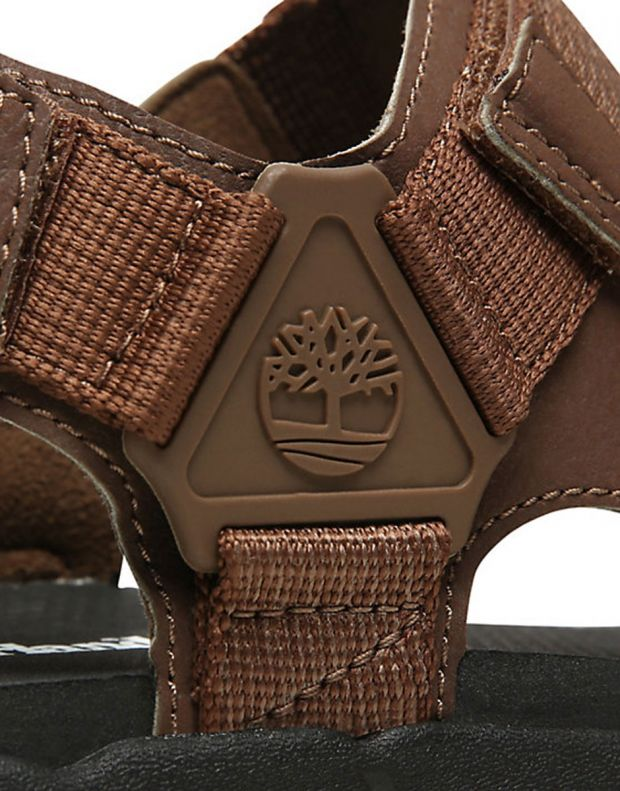 TIMBERLAND Windham Trail Sandals Brown - TBOA1VVYD711 - 6