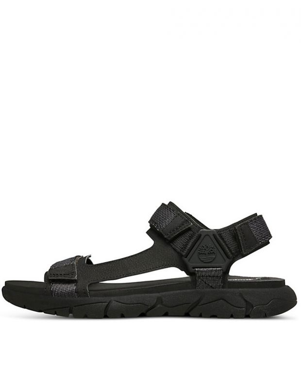 TIMBERLAND Windham Trail Sandals Black - TBOA1V3O0151 - 1