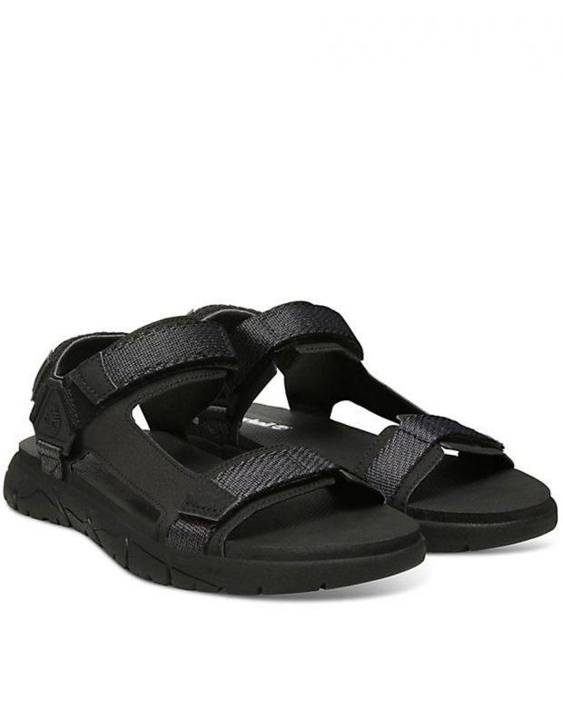 TIMBERLAND Windham Trail Sandals Black - TBOA1V3O0151 - 3