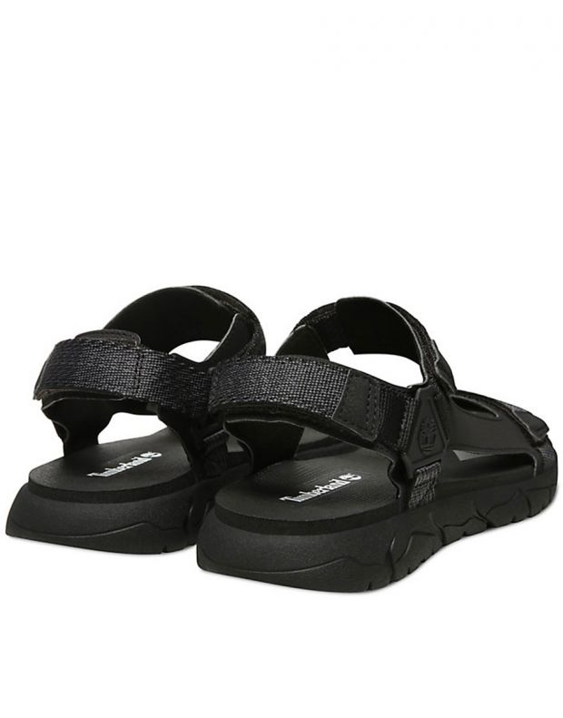 TIMBERLAND Windham Trail Sandals Black - TBOA1V3O0151 - 4