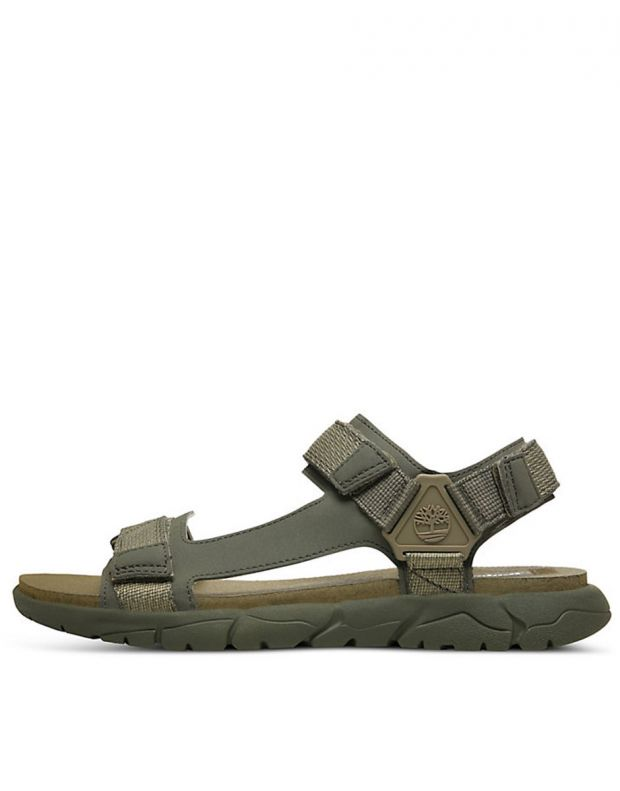 TIMBERLAND Windham Trail Sandals Olive - TB0A1V5KA581 - 1
