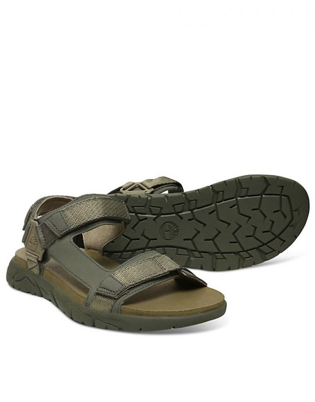 TIMBERLAND Windham Trail Sandals Olive - TB0A1V5KA581 - 2