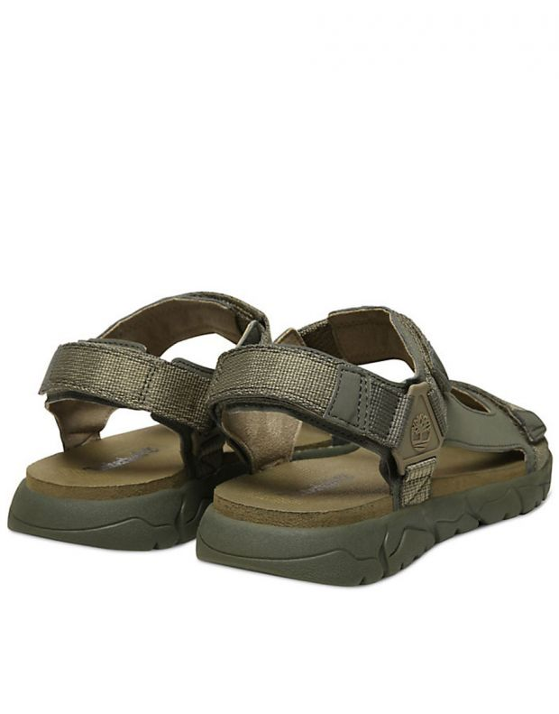 TIMBERLAND Windham Trail Sandals Olive - TB0A1V5KA581 - 4