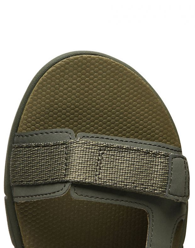 TIMBERLAND Windham Trail Sandals Olive - TB0A1V5KA581 - 5