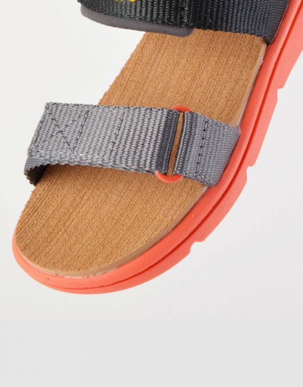 TOMS Solid Webbing Sandal Black - 10013354 - 7