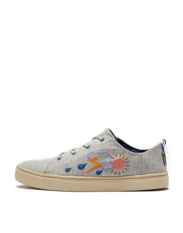 TOMS Drizzly Weather Blue - 1