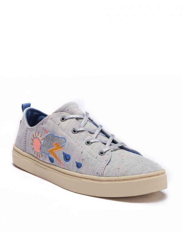 TOMS Drizzly Weather Blue - 2