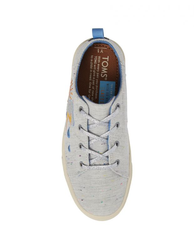 TOMS Drizzly Weather Blue - 5