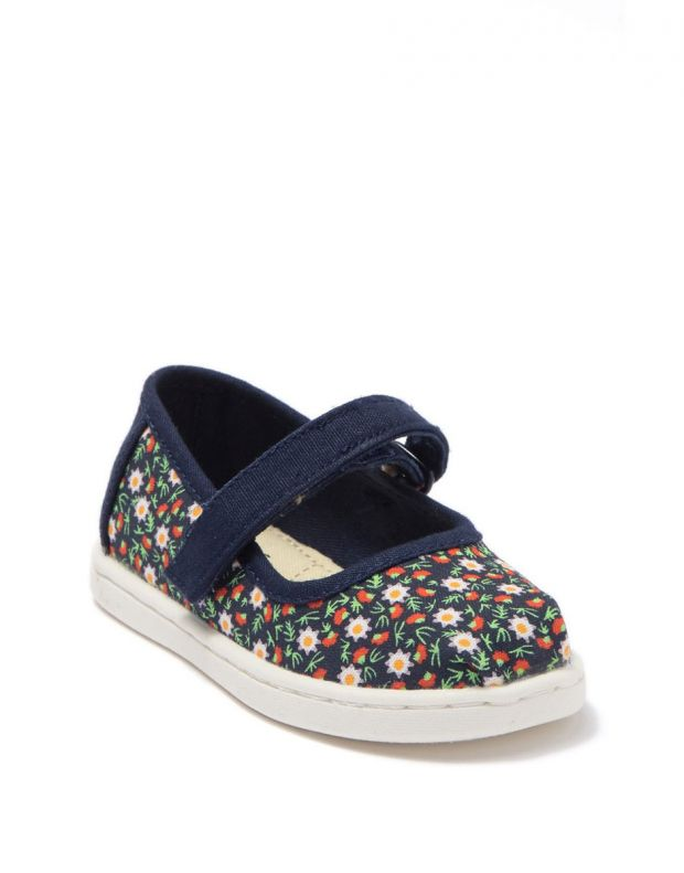TOMS Local Floral Navy - 10013349 - 2