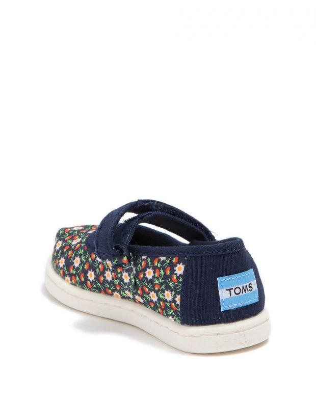 TOMS Local Floral Navy - 10013349 - 3