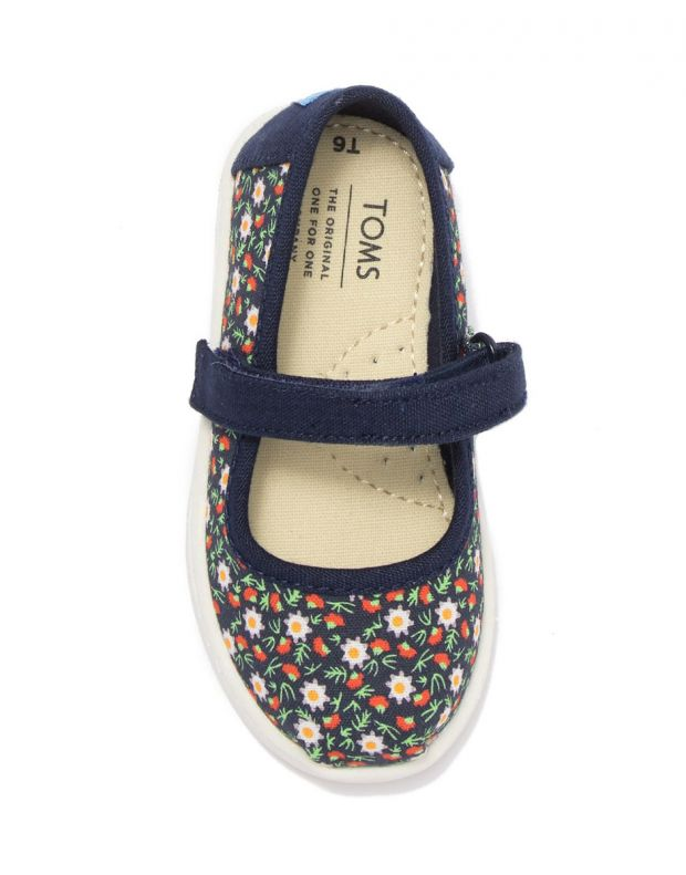 TOMS Local Floral Navy - 10013349 - 4
