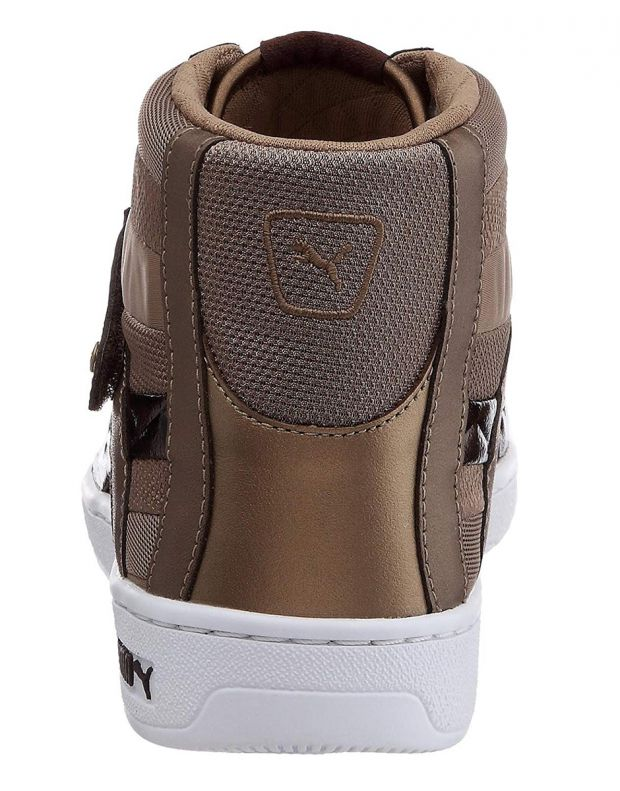 PUMA Key Quilt Metallic - 7