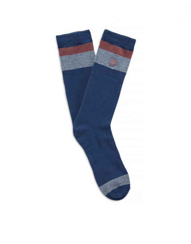 TIMBERLAND 3-Pair Dotted Crew Socks - A1G5X-288 - 3