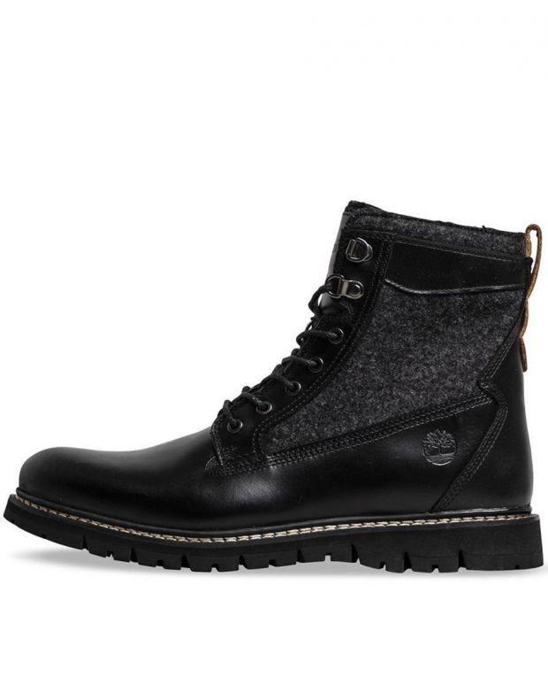 TIMBERLAND Britton Hill 6-Inch Winter Boot Black - 1