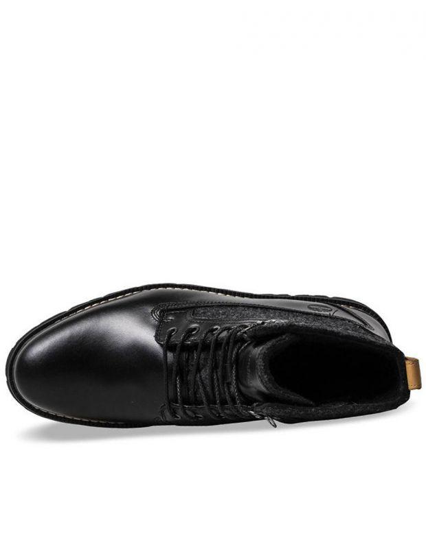 TIMBERLAND Britton Hill 6-Inch Winter Boot Black - 4