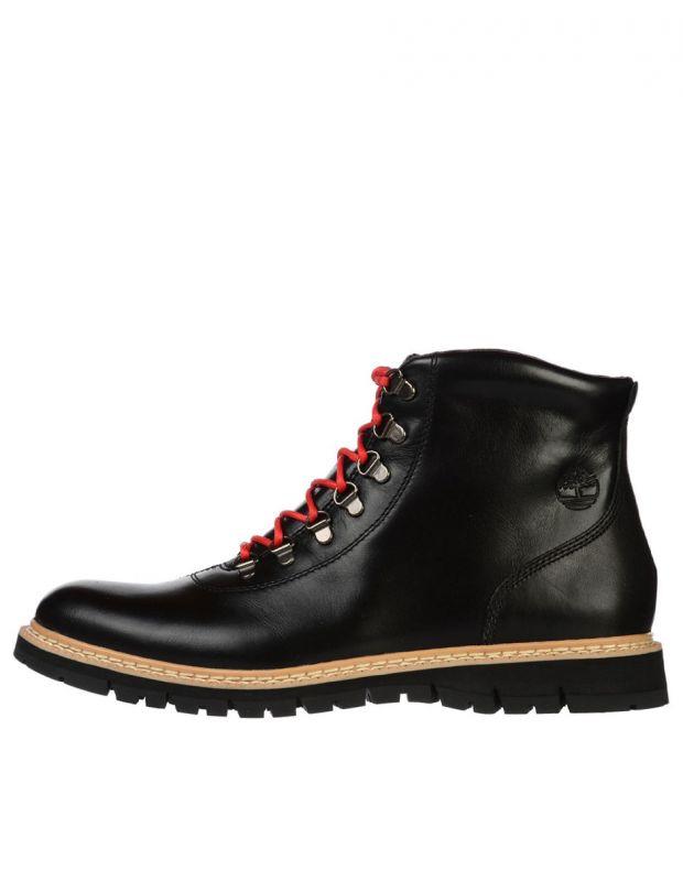 TIMBERLAND Britton Hill Alpine Hiker Boots Black - A1SCX - 1