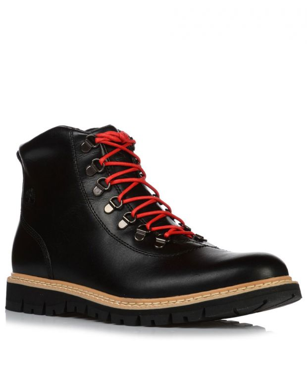 TIMBERLAND Britton Hill Alpine Hiker Boots Black - A1SCX - 3
