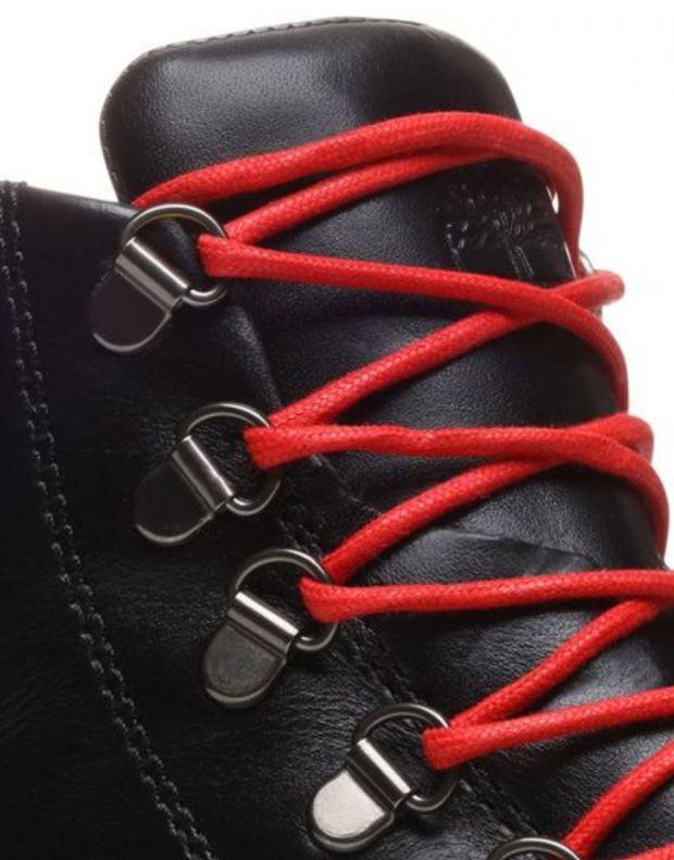 TIMBERLAND Britton Hill Alpine Hiker Boots Black - A1SCX - 5