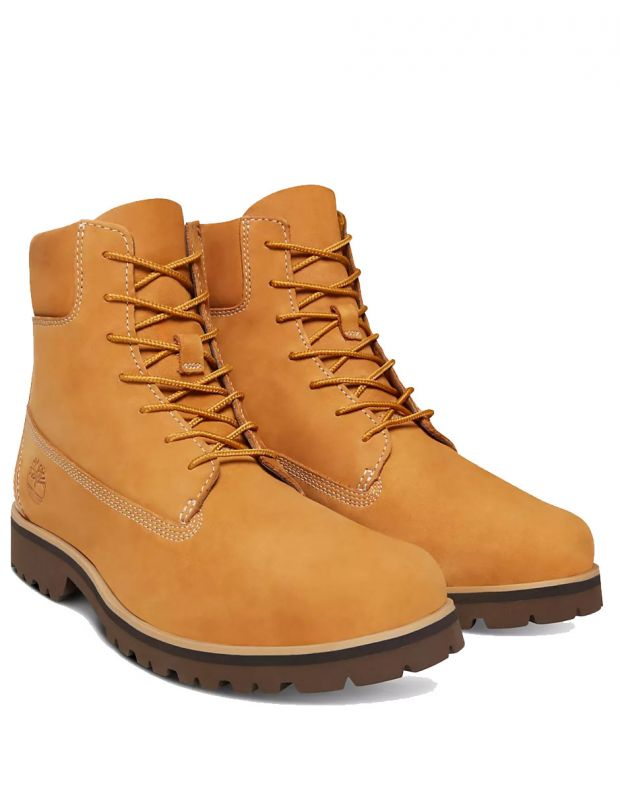 TIMBERLAND Chillmark 6-Inch Boots Brown - A1UTB - 2