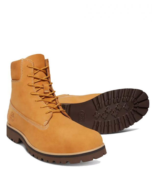 TIMBERLAND Chillmark 6-Inch Boots Brown - A1UTB - 4