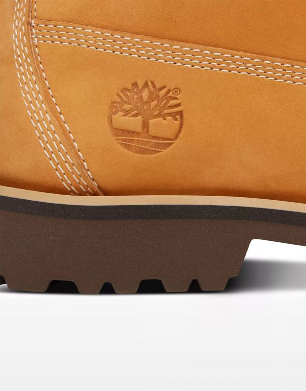TIMBERLAND Chillmark 6-Inch Boots Brown - A1UTB - 5