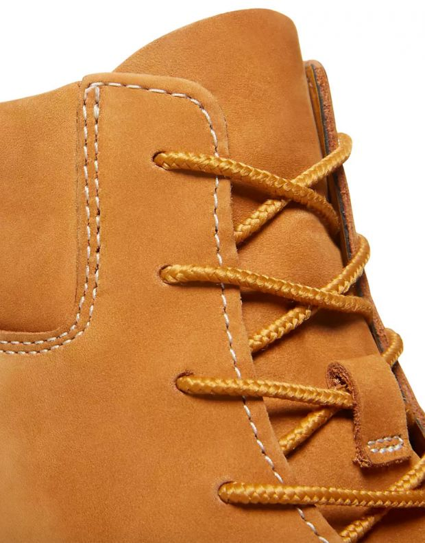 TIMBERLAND Chillmark 6-Inch Boots Brown - A1UTB - 6