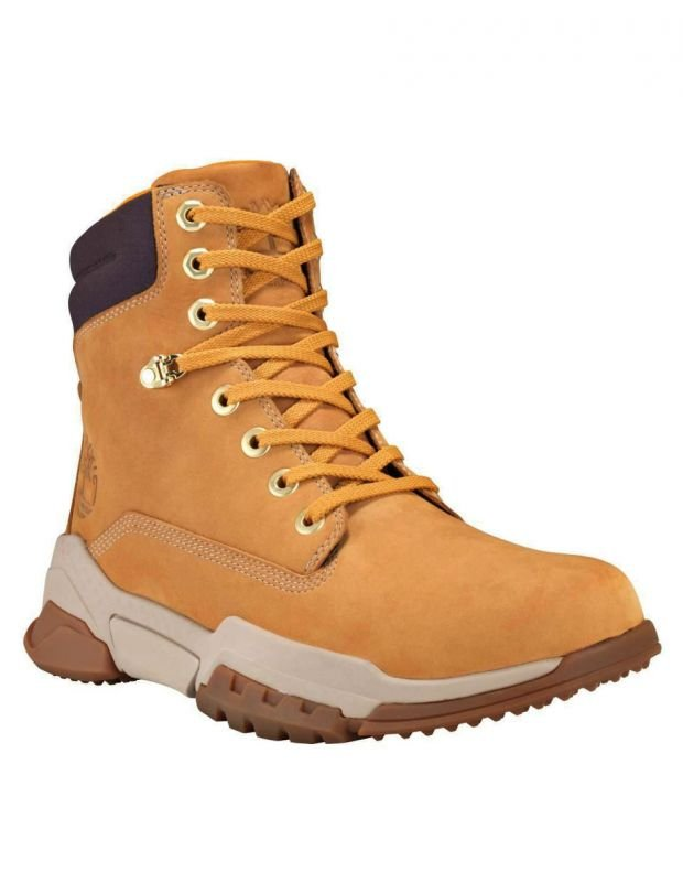 TIMBERLAND Cityforce 6-Inch Boots Brown - A1R6M - 2