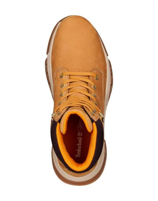 TIMBERLAND Cityforce 6-Inch Boots Brown - A1R6M - 4