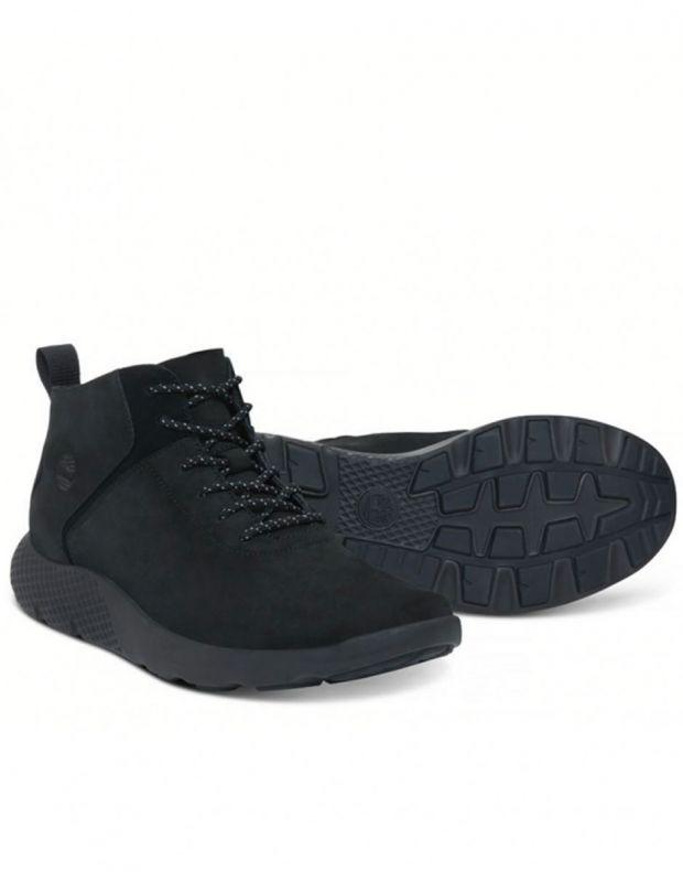 TIMBERLAND Flyroam Super Oxford Boot All Black - A1QA6 - 3