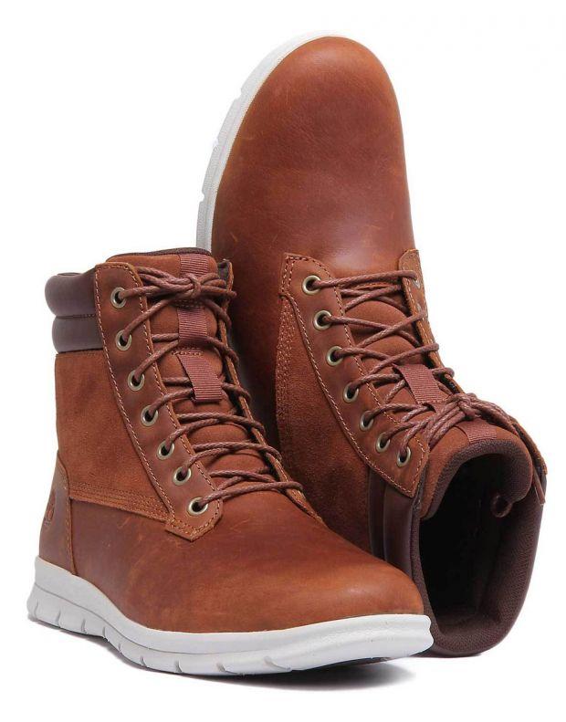 TIMBERLAND Graydon Chukka Mens Boots - 4