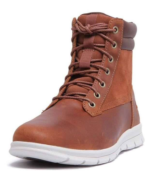 TIMBERLAND Graydon Chukka Mens Boots - 5