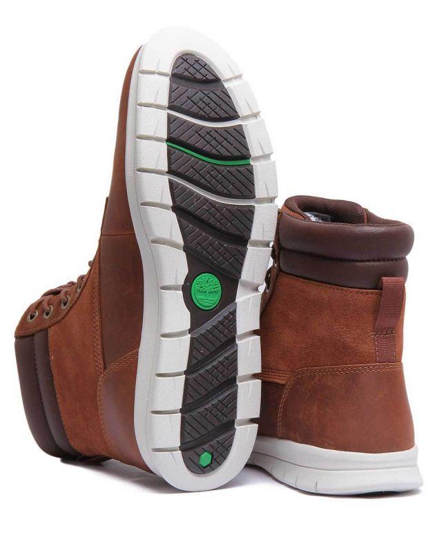TIMBERLAND Graydon Chukka Mens Boots - 6