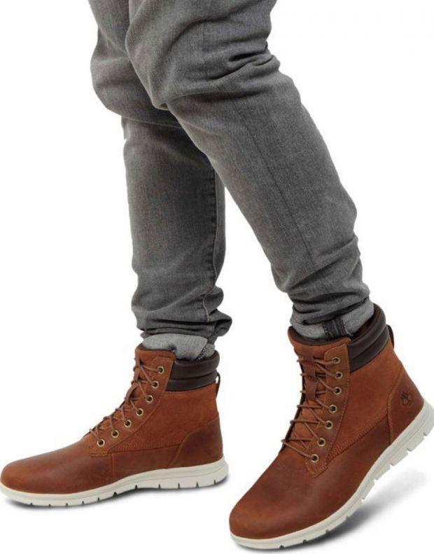 TIMBERLAND Graydon Chukka Mens Boots - 7