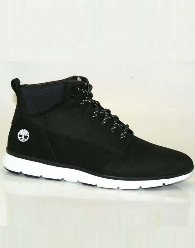TIMBERLAND Killington Hiker Chukka Boot Black - 2
